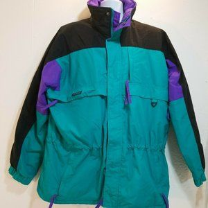 Columbia Mens Vintage 1980's Gizzmo Jacket Shell